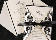 Wedding Invitations by Carlson Craft