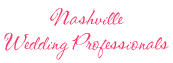 Nashville Wedding Professionals